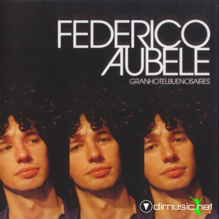 Cover Album of Federico Aubele - Gran Hotel Buenos Aires (2004) FLAC/ MP3