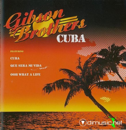 Cover Album of Gibson Brothers - Cuba (2000)