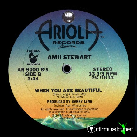 Amii Stewart - Knock On Wood (Long Disco)