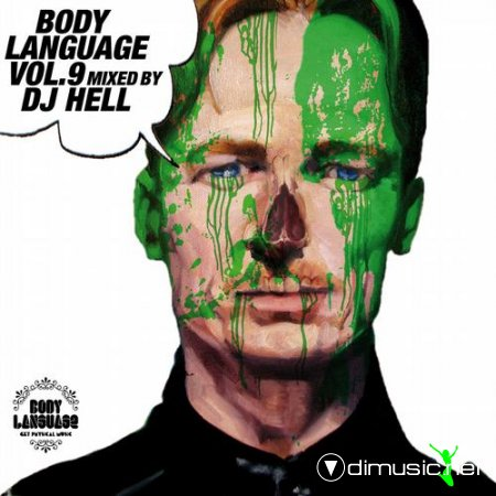 VA - Body Language Volume 9, By DJ Hell (2012)