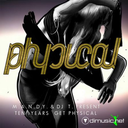 MANDY/DJ T/VARIOUS - Present 10 Years Get Physical (unmixed tracks)(2012)