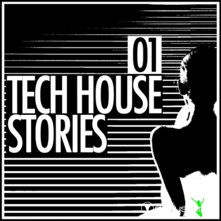 VA - Tech House Stories 01 (2012)