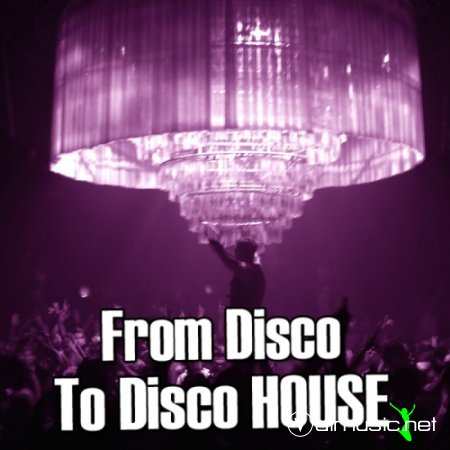 VA - From Disco To Disco House (2012)