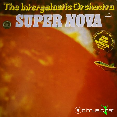 The Intergalactic Orchestra - Super nova - 1979