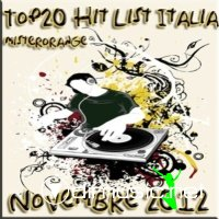 Top 20 Hit List Italia - Misterorange Novembre (2012)