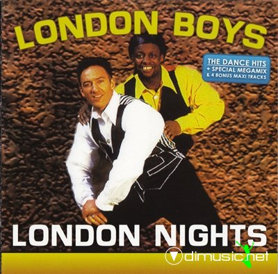 London Boys - London Nights (FLAC)