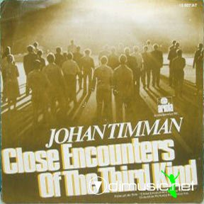 Johan Timman - Close Encounters Of The Third Kind /  For Those Who Want To Have Their Own Close Encounters  (Vinyl,7'') (1978)