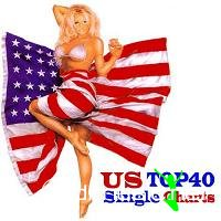 USA Hot Top 40 Singles Chart 19-January-2013