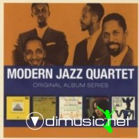 The Modern Jazz Quartet - Original Album Series (2012)