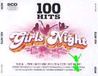100 Dance hits - 80s 90s genre - Girls Night (2011)