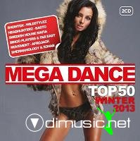 Mega Dance Top 50 Winter 2013 (2013)
