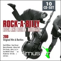 Rock-A-Billy - Rock And Roll & Hillbilly (2012)
