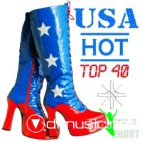 USA Hot Top 40 Singles Chart (2-February-2013)