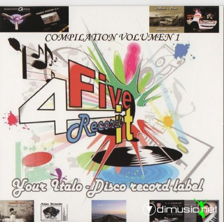 Various - Five4it Compilation Vol.1
