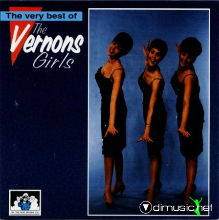Cover Album of Vernon Girls - The Best Of