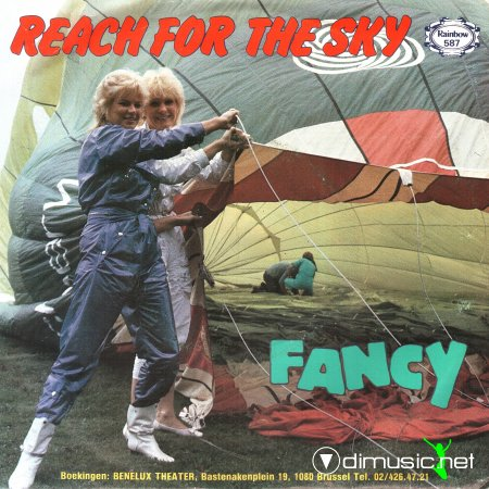 Fancy - Reach For The Sky - Single 7'' - 1983