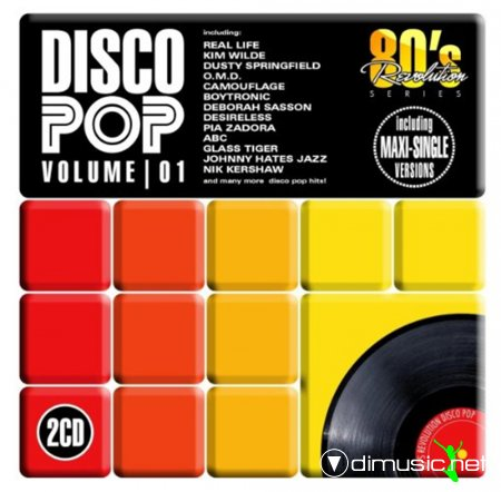 Various - 80's Revolution - Disco Pop Volume 1(2012)