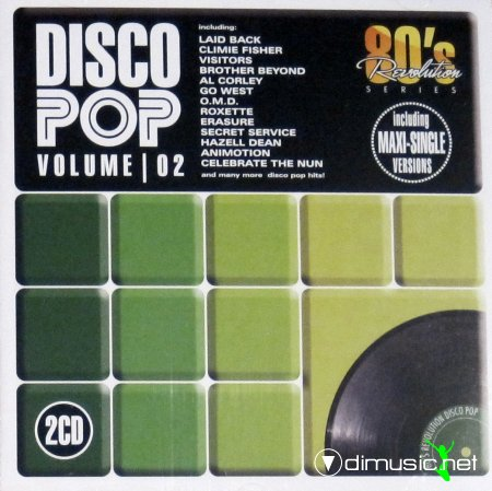 Various - 80's Revolution - Disco Pop Volume 2(2012)