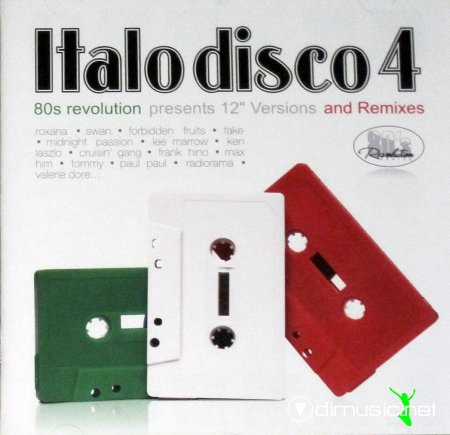 Various - 80's Revolution - Italo Disco Volume 4(2012)