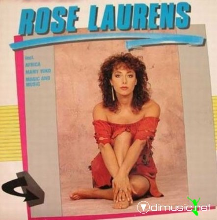 Rose Laurens - Rose Laurens (LP 1983)