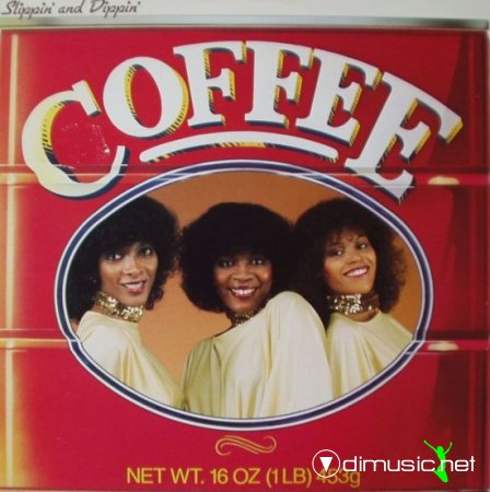 Coffee - Slippin' And Dippin' (Vinyl, LP, Album) (1980)
