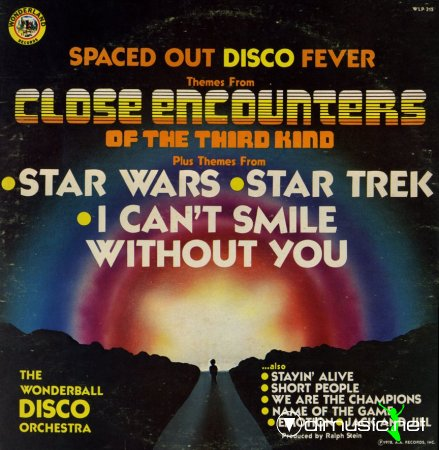 The Wonderball Disco Orchestra - Spaced Out Disco Fever - 1977
