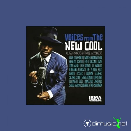 VA - Voices from the New Cool (Nu Jazz Crooners and Female Jazz Singers)(2013)