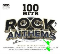 100 Hits Rock Anthems (2013)
