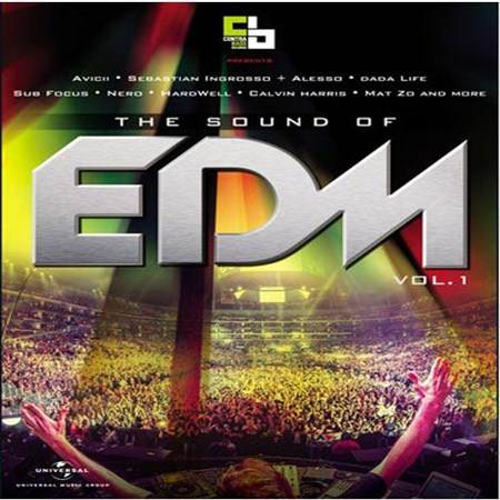 The Sound Of EDM Vol 1 (2012)