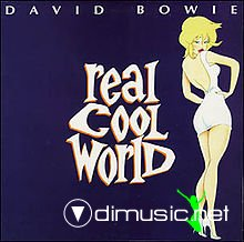 Cover Album of David Bowie - Real cool world