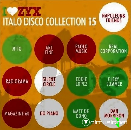 Various - ZYX Italo Disco Collection 15 (2013)