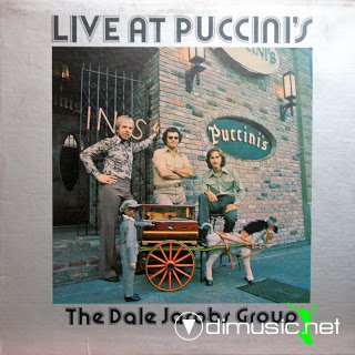 Dale Jacobs - Live At Puccini's (Vinyl, LP, Album)