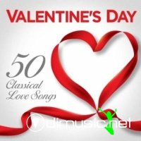 Valentine's Day 50 Classical Love Songs (Johann Sebastian Bach) (2013)