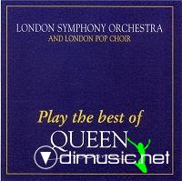 London Symphony Orchestra and London Pop Choir - Play the best of Queen (1994)