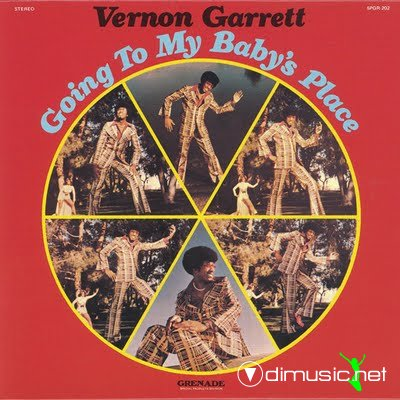Vernon Garrett - Going to My Baby's Place (1975)