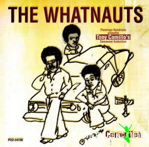 The Whatnauts - Corruption [2004 P-Vine Records Release] 1973