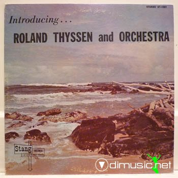 Roland Thyssen - Introducing Vinyl Records