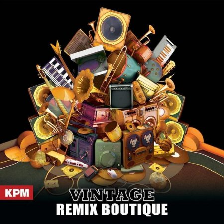 Vintage Remix Boutique (2013)