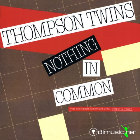 Thompson Twins - Nothing In Common (US 12'' Promo)