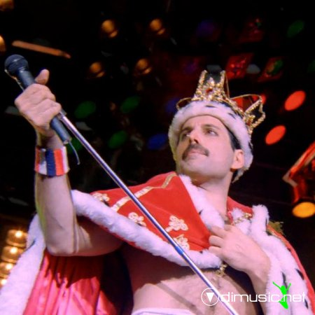 Queen - Hungarian Rhapsody (Live in Budapest 1986