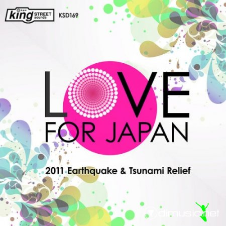 VA - Love For Japan (2011 EarthquakeTsunami Relief)(2011)