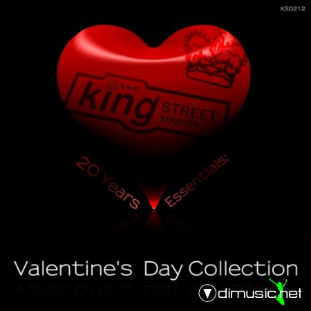 VA - Valentine's Day Collection: King Street Sounds 20 Years Essentials (2013)