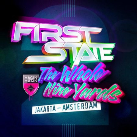 The Whole Nine Yards 2 by First State: Jakarta, Amsterdam (2013)
