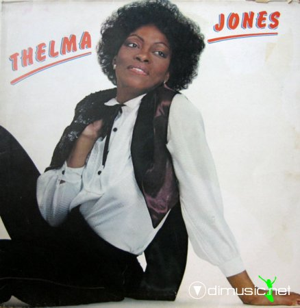 Thelma Jones - Thelma jones (1978) (lp)