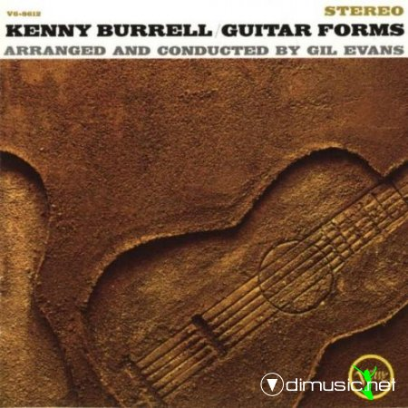 Kenny Burrell - Collection, 50 albums - 1956 - 2010, MP3