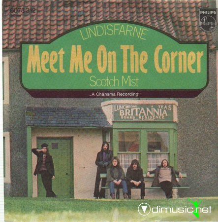Lindisfarne - Meet Me On The Corner (Vinyl)