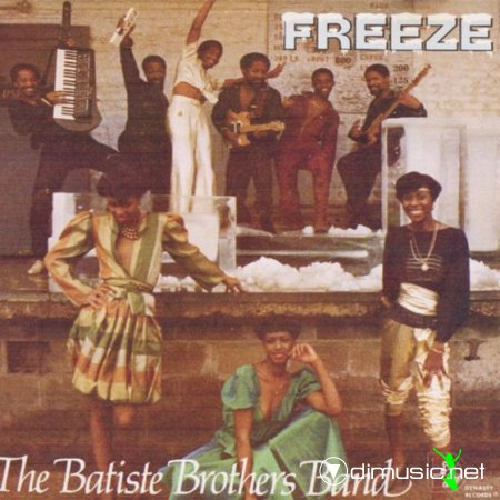 The Batiste Brothers Band - Freeze (1982)