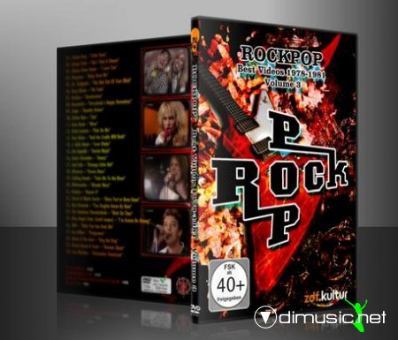 VA - RockPop, Best Videos 1978 - 1981, Vol. 3 (2013) DVD5 + AVI