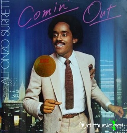 Alfonzo Surrett  - Comin' out (1980) lp
