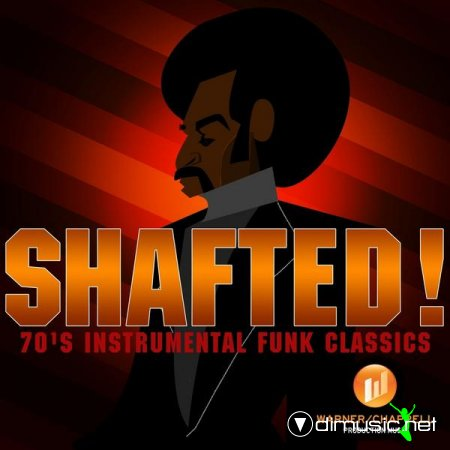 V.A. - Shafted! - 70's Instrumental funk classic (2012) CD